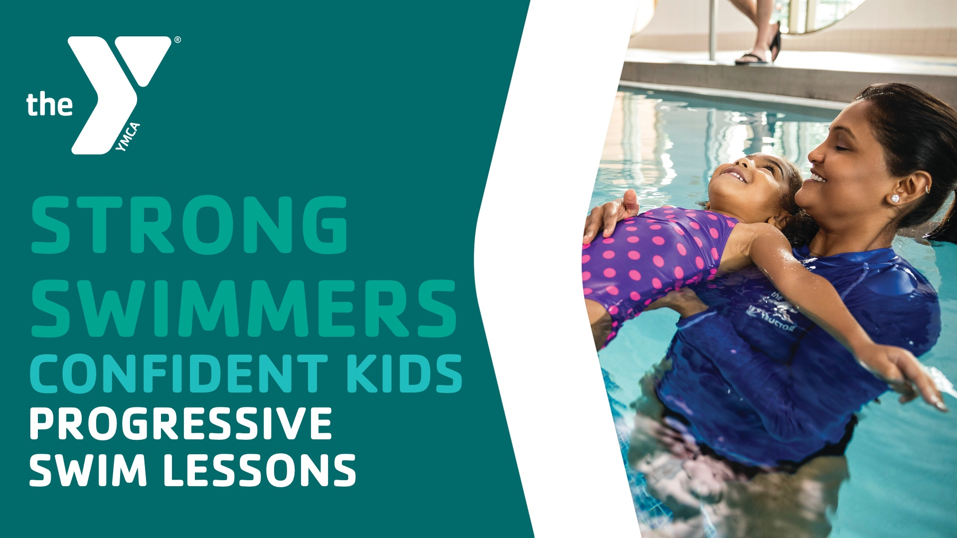 Progressive Swim Lessons | Gaston County Family YMCA