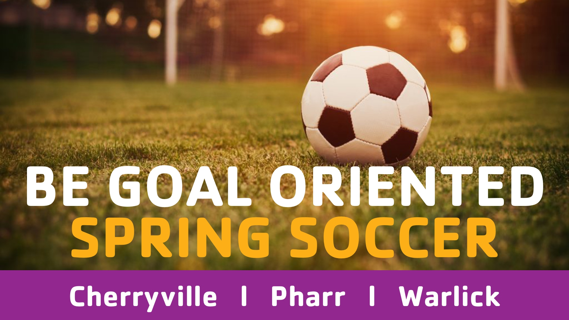Spring Youth Soccer | Gaston County Family YMCA